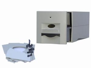 Sleeve box cd 90 grijs incl: 75x4501